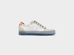 Men's LovelowF Low-Top Sneaker in White/OFL