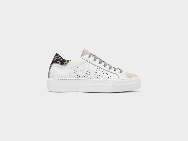 Women's Thea in White/LES