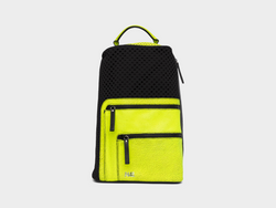 Bill in Fluorescent Crack Backpack
