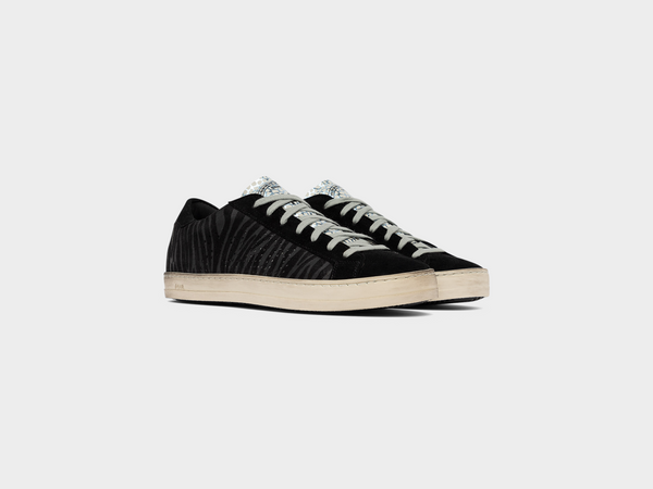 Women's John in Blk/Zeb