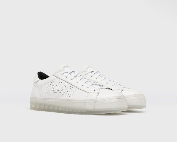 Men's JohnL in Whi/TGLA