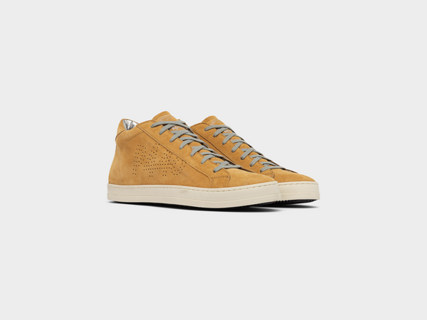 Men's JohnMid in Orange Suede