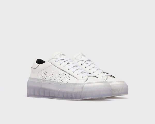 Women's LouiseL in White/Glass