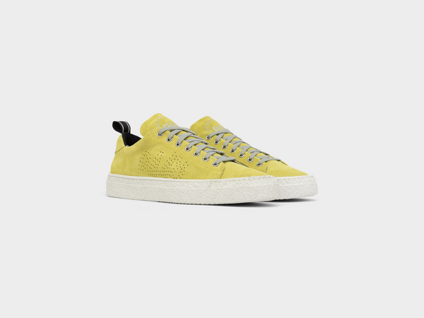 Men's Shane in Lime Suede