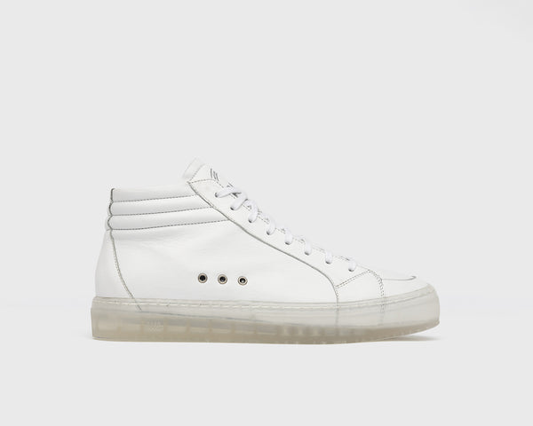 Men's SkateL White/Glass
