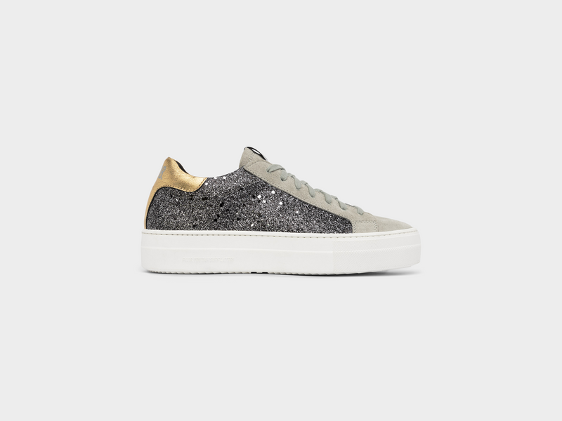 Women's Thea in Holographic Glitter