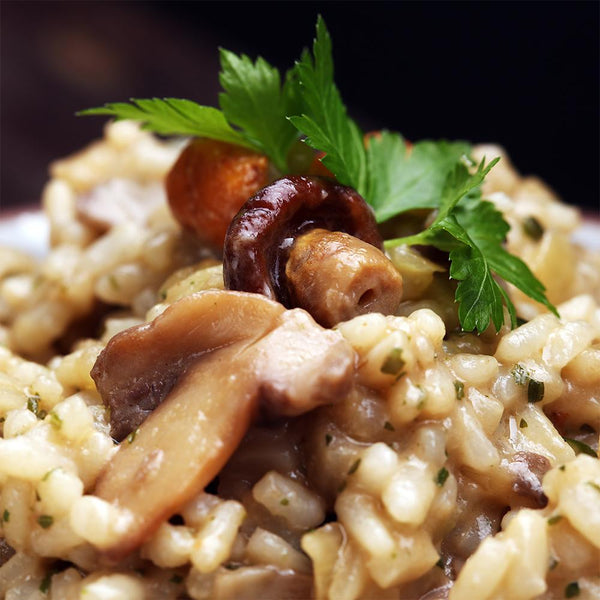 Roasted Mushroom Risotto (Available 2/12 - 2/14 ONLY)
