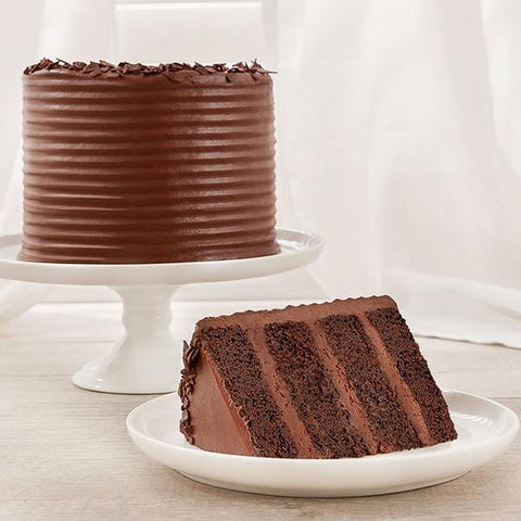 Decadent Chocolate Layer Cake