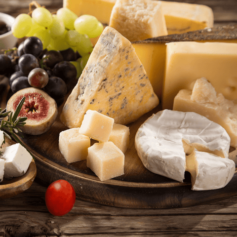 Catering Artisan Cheeses & Dried Fruits