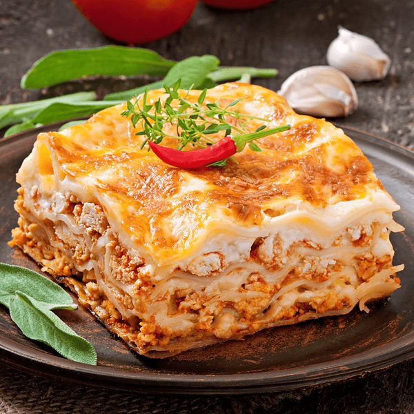 Catering Cheesy Lasagna