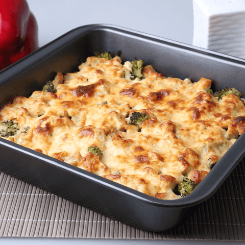 Catering Chicken & Broccoli Penne Bake