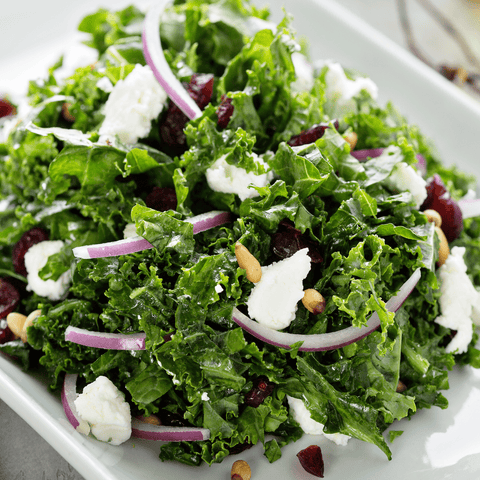 Catering Cranberry & Goat Cheese Salad