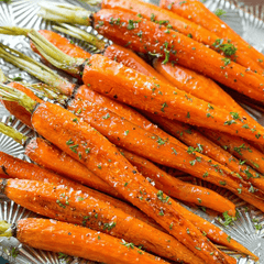 Catering Honey Buttered Carrots