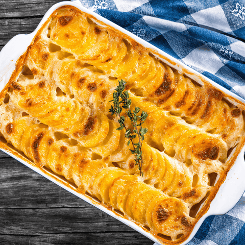 Catering Scalloped Potatoes