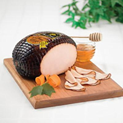 Deli Boar's Head Maple Glazed Honey Turkey Breast
