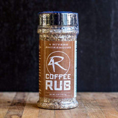 Grocery 4Rivers Smokehouse Coffee Rub