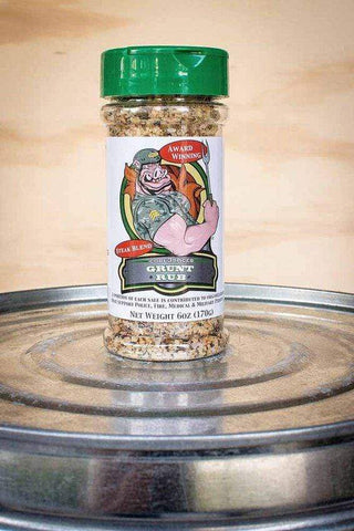 Grocery 5oz Code 3 Spices Grunt Rub