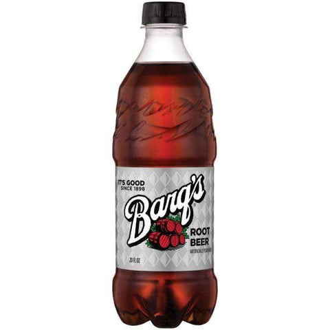 Grocery Barq's Root Beer