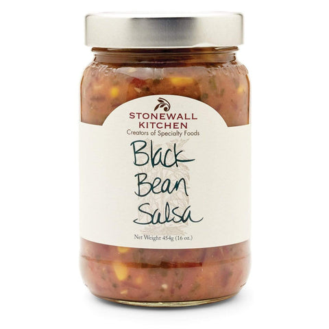 Grocery Black Bean Salsa - Stonewall Kitchen
