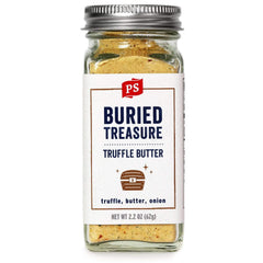 Grocery Buried Treasure Truffle Butter Rub - P&S