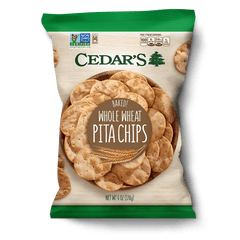 Grocery Cedar's Whole Wheat Pita Chips