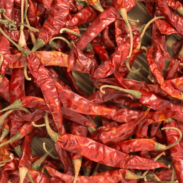 Grocery Chili Peppers (Whole Dried)