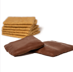 Grocery Chocolate Covered Graham Crackers - David Bradley
