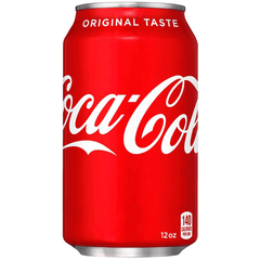 Grocery Coca Cola Classic Canned Coke Products (12 oz. Can)