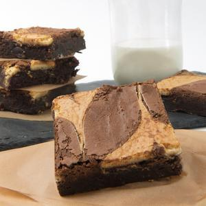 Grocery David's Cheesecake Brownie
