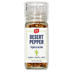 Grocery Desert Pepper Tequila Blend - P&S