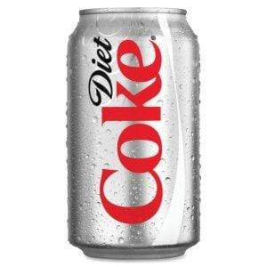 Grocery Diet Coke Canned Coke Products (12 oz. Can)