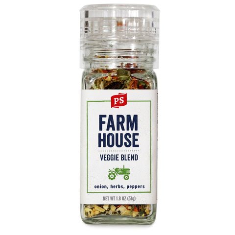 Grocery Farm House Veggie Blend - P&S