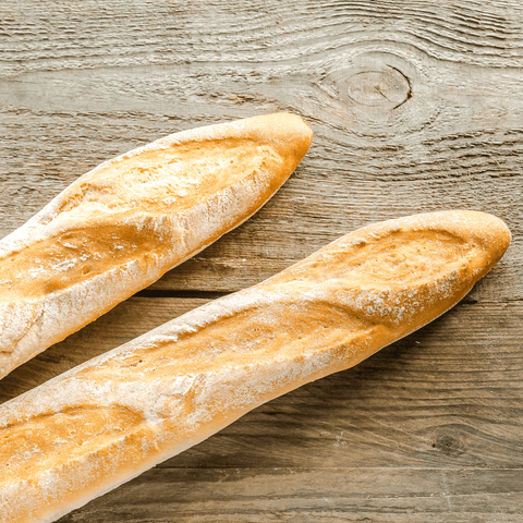 Grocery Fresh Baked Baguettes