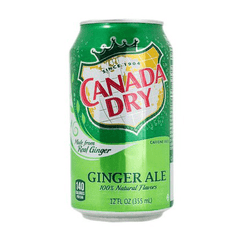 Grocery Ginger Ale Canned Coke Products (12 oz. Can)