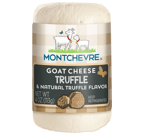 Grocery Goat Cheese (Multiple Flavors) - Montechevre
