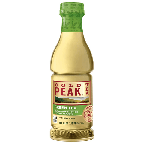 Grocery Gold Peak Tea - Green Tea