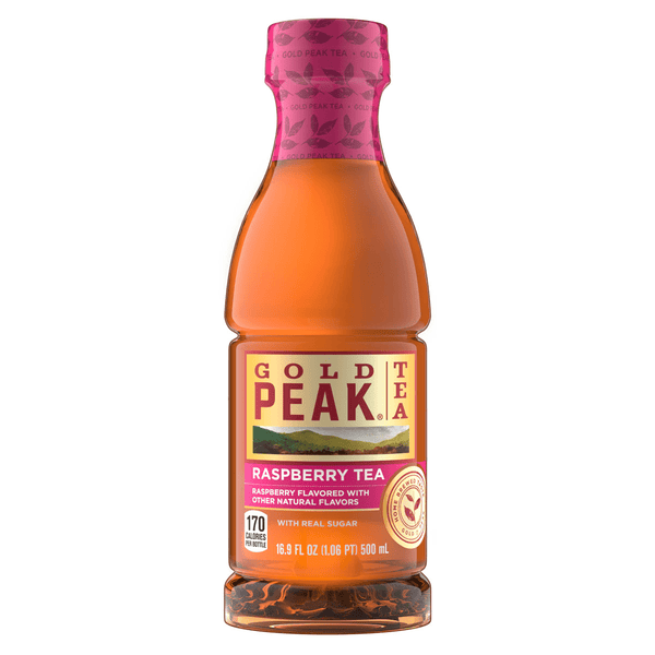 Grocery Gold Peak Tea - Raspberry (Sweetened)