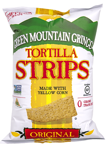 Grocery Green Mountain Gringo Tortilla Strips Original