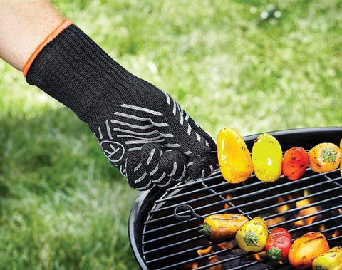 Grocery High Heat Grill Glove