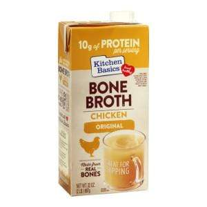 Grocery Kitchen Basics Chicken Bone Broth (32oz)