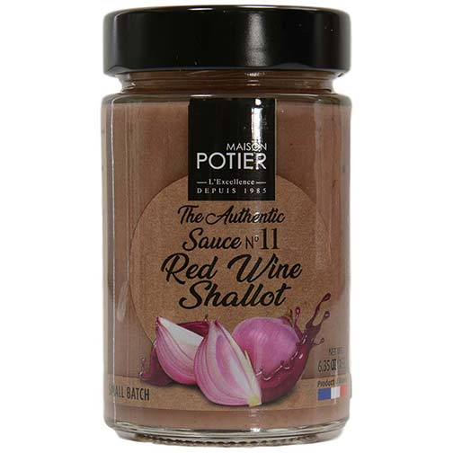 Grocery Maison Potier Red Wine Shallot Sauce