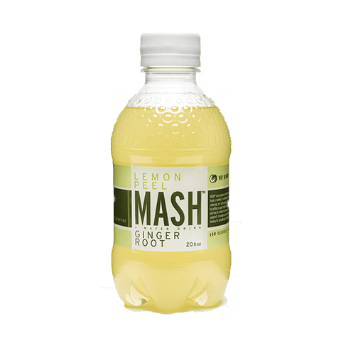 Grocery Mash - Lemon Peel Ginger Root