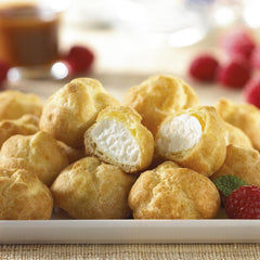 Grocery Mini Cream Puffs