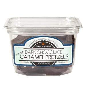 Grocery Nancy Adams Dark Chocolate Caramel Pretzels (7.75oz)
