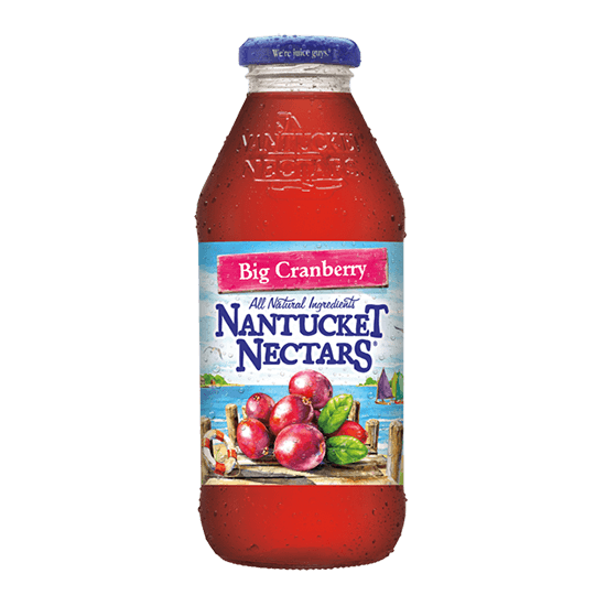 Grocery Nantucket Nectars - Big Cranberry