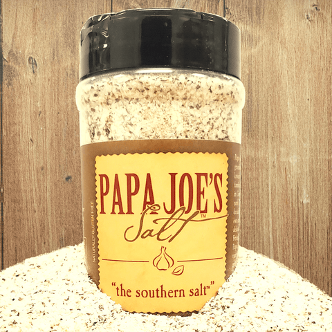 Grocery .Papa Joe's Southern Salt