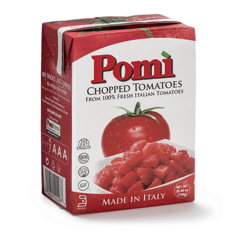 Grocery Pomi Chopped Tomatoes