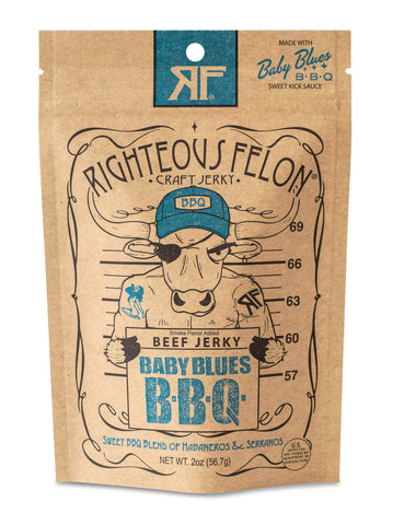Grocery Righteous Felon Baby Blues BBQ (2oz)