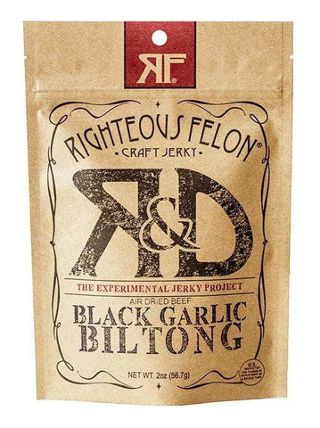 Grocery Righteous Felon Black Garlic Biltong (2oz)
