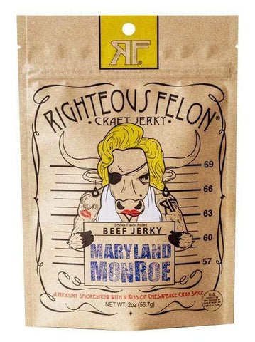 Grocery Righteous Felon Maryland Monroe (2oz)